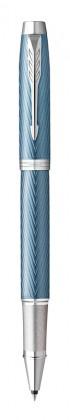 Ручка Роллер Parker IM Premium Blue Grey CT