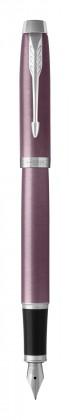 Перьевая ручка Parker IM Metal Light Purple CT