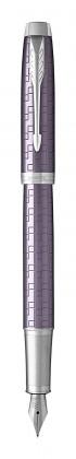 Перьевая ручка Parker IM Premium Dark Violet CT