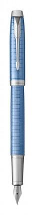 Перьевая ручка Parker IM Premium Blue CT