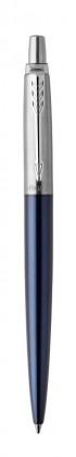 Шариковая ручка Parker Jotter Royal Blue CT
