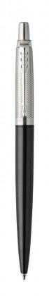 Шариковая ручка Parker Jotter Premium Tower Grey Diagonal CT