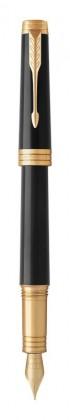 Перьевая ручка Parker Premier Laque Black GT
