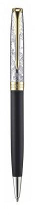 Шариковая ручка  Parker Sonnet Special Edition 2018 Impression Matte Black GT
