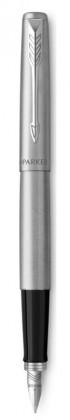 Перьевая ручка Parker Jotter Stainless Steel СТ
