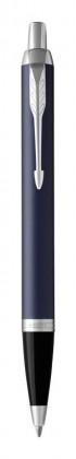 Шариковая ручка Parker IM Metal Matte Blue CT