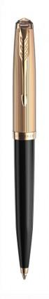 Шариковая Ручка Parker 51 Premium Black GT