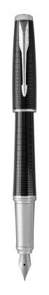 Перьевая ручка Parker Urban Premium Ebony Metal CT