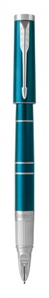 Ручка Parker 5-th Пятый элемент Ingenuity Deluxe Slim Teal CT