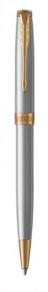 Шариковая ручка Parker Sonnet Stainless Steel GT