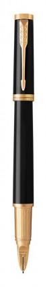 Ручка Parker 5-th Пятый элемент Ingenuity Slim LaqBlack GT