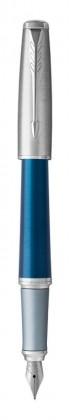 Перьевая ручка Parker Urban Premium Dark Blue CT