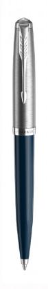 Шариковая Ручка Parker 51 Core Midnight Blue CT