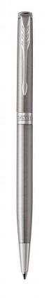 Шариковая ручка Parker Sonnet Stainless Steel CT Slim
