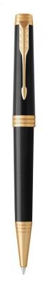 Шариковая ручка Parker Premier Laque Black GT