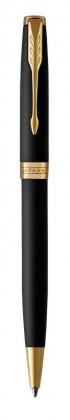 Шариковая ручка Parker Sonnet Matte Black GT