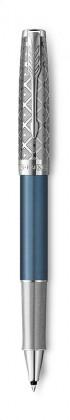Ручка Роллер Parker Sonnet Premium Metal Blue CT