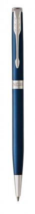 Шариковая ручка Parker Sonnet Laque Blue CT Slim