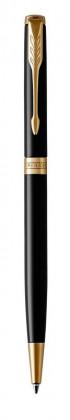 Шариковая ручка Parker Sonnet Laque Black GT Slim