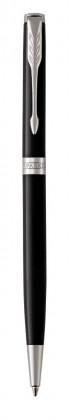 Шариковая ручка Parker Sonnet Laque Black CT Slim