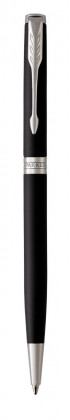 Шариковая ручка Parker Sonnet Matte Black CT Slim