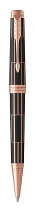Шариковая ручка Parker Premier Luxury Brown PGT