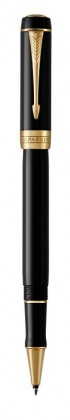 Ручка роллер Parker Duofold Classic Centennial Black GT