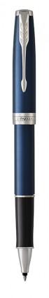 Ручка роллер Parker Sonnet Laque Blue CT 2021