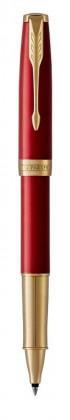 Ручка роллер Parker Sonnet Laque Red GT