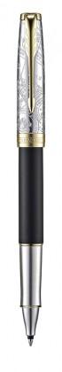 Ручка роллер Parker Sonnet Special Edition 2018 Impression Matte Black GT