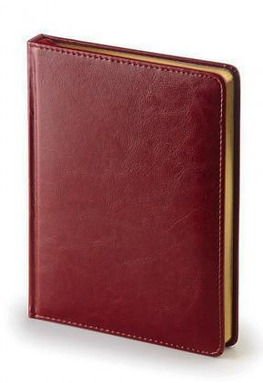 Ежедневник недатированный А5 Sidney (бордовый)