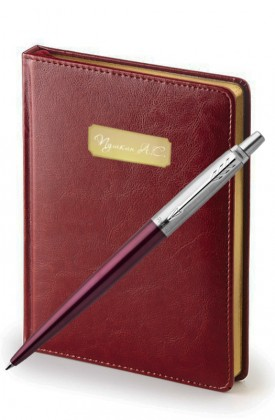 Подарочный набор Parker Jotter Portobello Purple CT