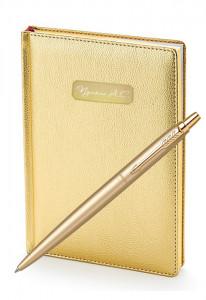 Подарочный набор Parker Jotter Monochrome Xl Gold Sidney