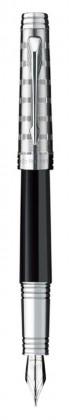 Перьевая ручка Parker Premier Custom Tartan Black CT (2013)