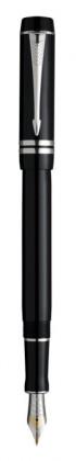 Перьевая ручка Parker Duofold Black PT