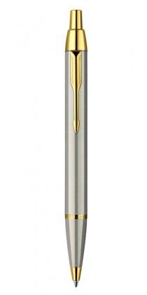 Шариковая ручка PARKER IM BRASHED METAL GT