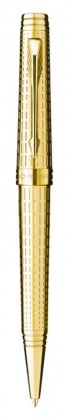 Шариковая ручка Parker Premier Deluxe Chiselling GT