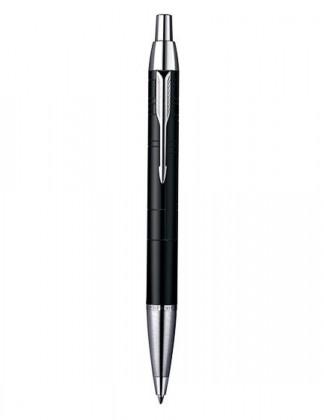 Шариковая ручка PARKER IM PREMIUM METALLIC BLACK