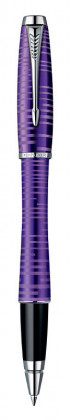 Ручка роллер Parker Urban Premium Vacumatic Amethyst Pearl