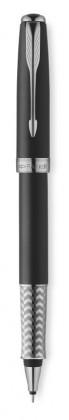Ручка роллер PARKER SONNET SECRET BLACK SHELL BLACK CT