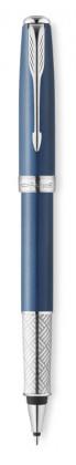 Ручка роллер PARKER SONNET SECRET BLUE SHELL