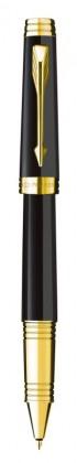 Ручка роллер PARKER PREMIER BLACK GT