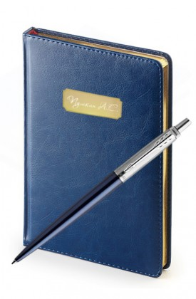 Подарочный набор Parker Jotter Royal Blue GT